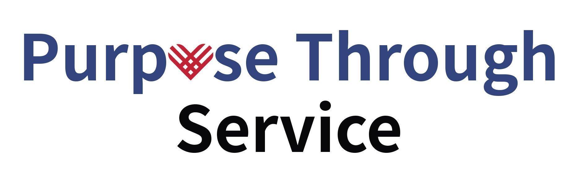 Purpose Through Service Text