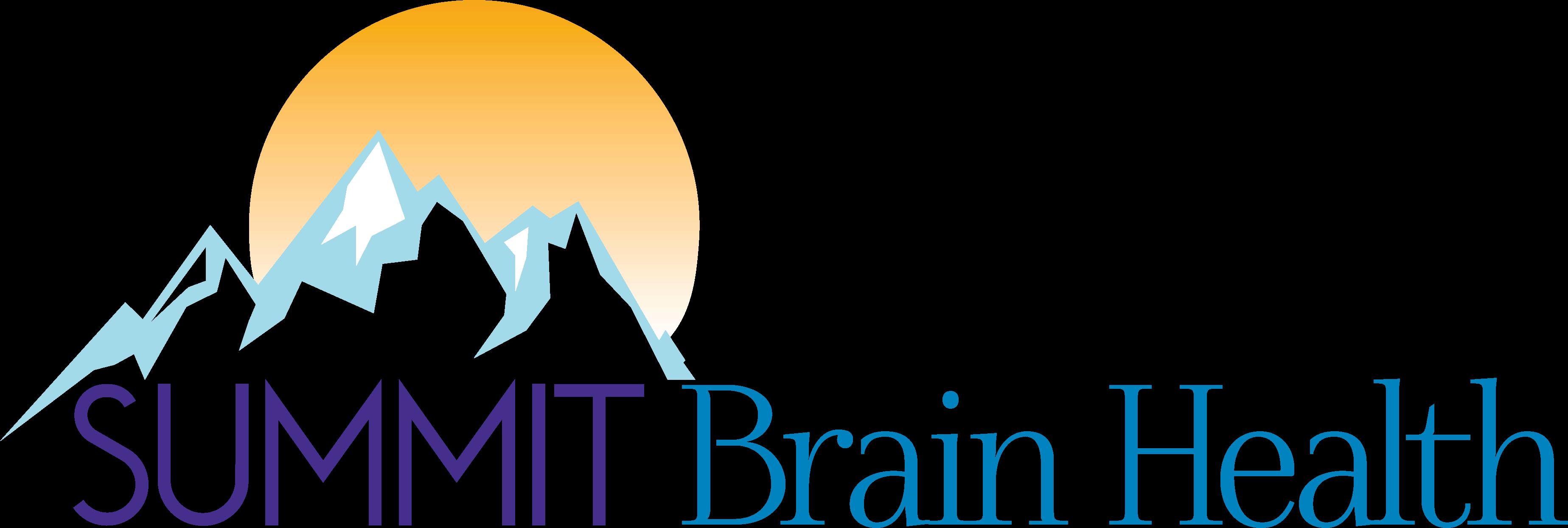 Summit Brain Health Logo Horizontal
