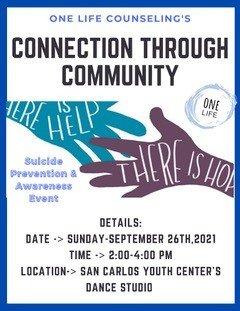 Connection Through Community 2
